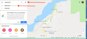 How to leave a google review in google maps with instructions